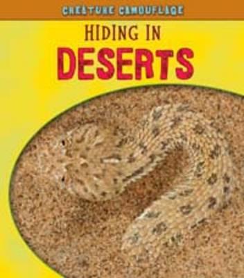 Hiding in Deserts by Deborah Underwood