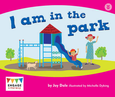 I am in the Park by Jay Dale