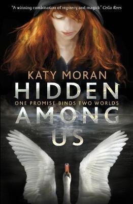 Hidden Among Us by Katy Moran
