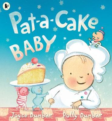 Cover for Pat-A-Cake Baby by Joyce Dunbar