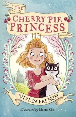 Cover for The Cherry Pie Princess by Vivian French