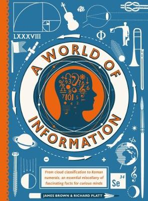 Cover for A World of Information by Richard Platt