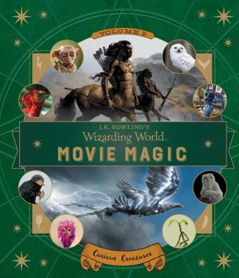 J.K. Rowling's Wizarding World: Movie Magic Curious Creatures
