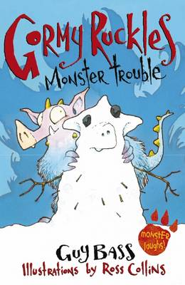 Monster Trouble by Guy Bass