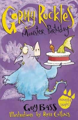 Monster Birthday by Guy Bass