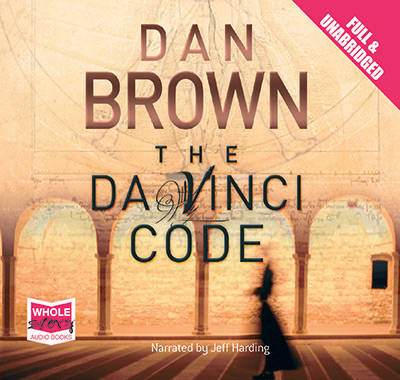 The Da Vinci Code: Unabridged Audiobook by Dan Brown