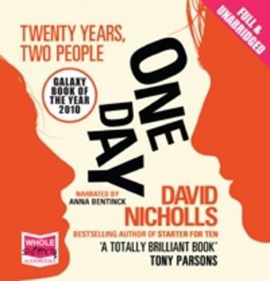 One Day: Unabridged Audiobook by David Nicholls