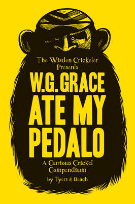 W.G. Grace Ate My Pedalo A Curious Cricket Compendium by Alan Tyers, Beach