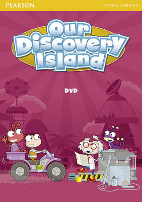 Our Discovery Island Level 2 DVD by