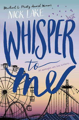 Whisper to Me by Nick Lake