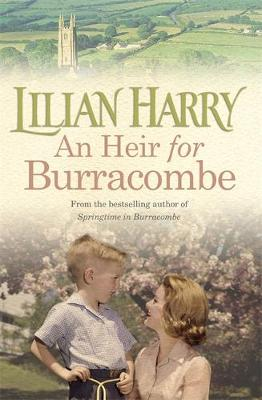 An Heir for Burracombe by Lilian Harry