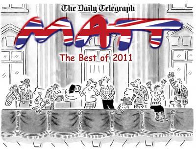 The Best of Matt 2011 by Matthew Pritchett