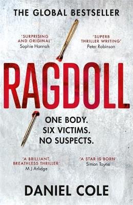 Ragdoll by Daniel Cole