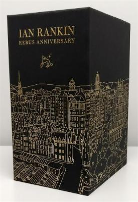 Cover for Rebus Anniversary Box Set by Ian Rankin