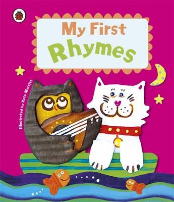 My First Rhymes by Kate Merritt