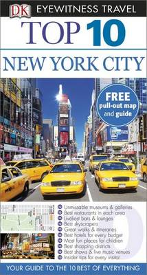 DK Eyewitness Top 10 Travel Guide: New York City by