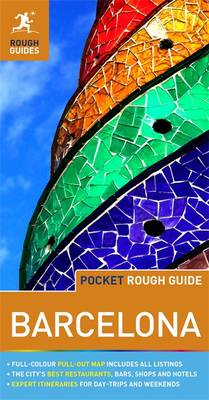 Pocket Rough Guide Barcelona by Jules Brown
