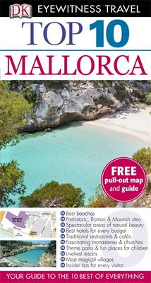 DK Eyewitness Top 10 Travel Guide: Mallorca by