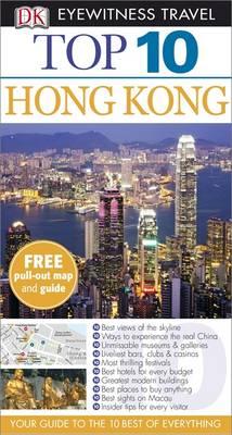 DK Eyewitness Top 10 Travel Guide: Hong Kong by Liam Fitzpatrick, Jason Gagliardi, Andrew Stone