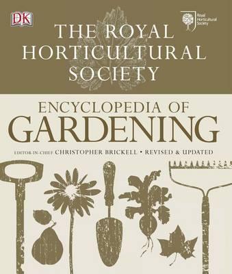 RHS Encyclopedia of Gardening by Christopher Brickell