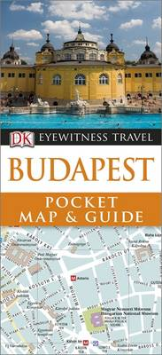 DK Eyewitness Pocket Map and Guide: Budapest by