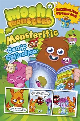 Moshi Monsters: Monsterific Comic Collection by