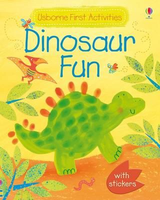 Dinosaur Fun by Fiona Watt