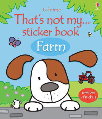 That's Not My...Farm Colouring Book by Fiona Watt