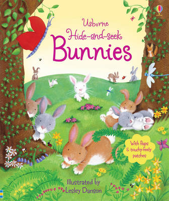 Hide and Seek Bunnies by Fiona Watt