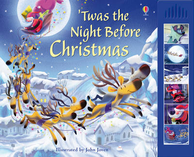 Twas the Night Before Christmas with Sounds by