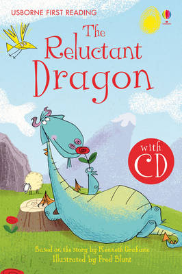 First Reading Four: The Reluctant Dragon by Katie Daynes