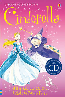 Young Reading With CD: Cinderella by Susanna Davidson