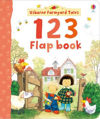 Farmyard Tales 123 Flap Book by Stephen Cartwright
