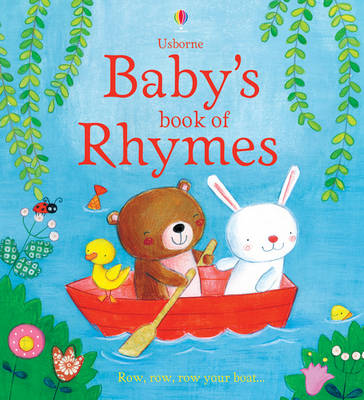 Baby's Book of Rhymes by Felicity Brooks
