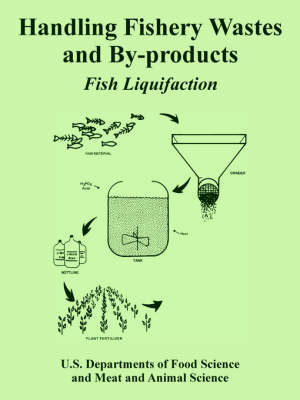 Handling Fishery Wastes and By-Products Fish Liquifaction by U S Departments of Food Science, Meat and Animal Science