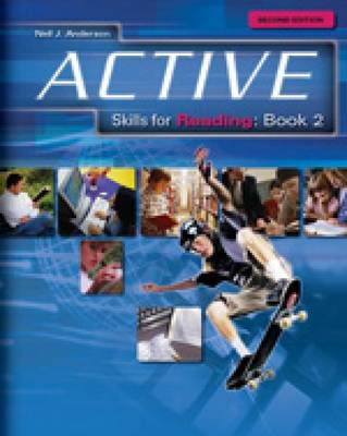 ACTIVE Skills for Reading 2 by Neil J. Anderson