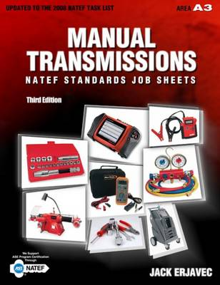 Natef Standards Job Sheets Area A3 by Jack Erjavec