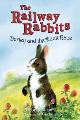 Barley and the Duck Race by Georgie Adams