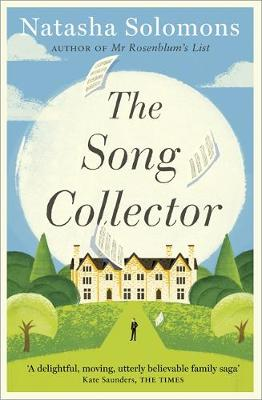 The Song Collector by Natasha Solomons