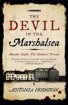 The Devil in the Marshalsea by Antonia Hodgson