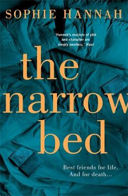 Cover for The Narrow Bed by Sophie Hannah