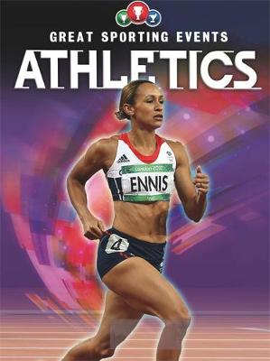Athletics by Clive Gifford