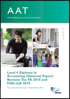 AAT - Business Tax FA2011 Study Text by BPP Learning Media