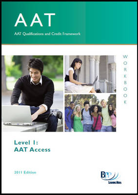 AAT - Level 1 Workbook by BPP Learning Media