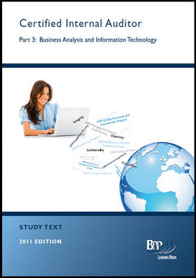 CIA - Part 3: Business Analysis and Information Technology Study Text by BPP Learning Media