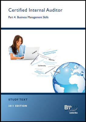 CIA - Part 4: Business Management Skills Study Text by BPP Learning Media