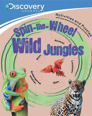Discovery Spin-the-Wheel Wild Jungles by