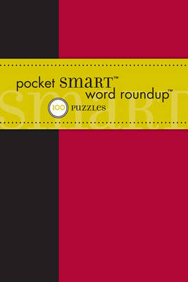 Pocket Smart Word Round Up by The Puzzle Society