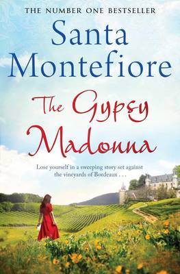 Cover for The Gypsy Madonna by Santa Montefiore