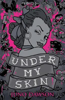 Under My Skin by James Dawson